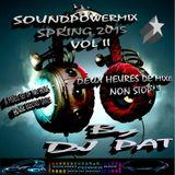 SOUNDPOWERMIX 2015 SPRING VOL 2 By DJ PAT