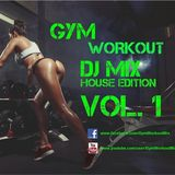 Gym Workout Mix - House Electro Dance Edition Vol.1