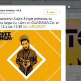 Guadamaica reggae & dubwise radio show  12 ultimo programa de la temporada 12.06.2017