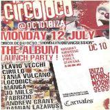 Flavio Vecchi @ Circo Loco at DC10, Ibiza - 12.07.2003