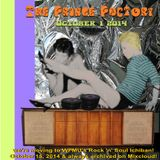 The Fringe Factory Radio Show Oct. 1 2014
