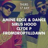 2014.07.17 - Sirus Hood @ CUFF - Sankeys, Ibiza, SP