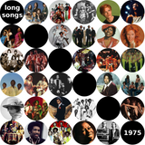 Long Songs - 1975