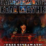 Blackdiamond's Metal Mayhem Part 1 06/02/18: Starring Mark Tornillo From ACCEPT