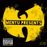 menyu presents: a tribute to WU TANG CLAN