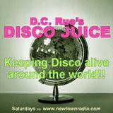 "D.C. LaRue's DISCO JUICE ""Keeping Disco Alive Around The World""   3/24/2018"
