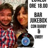 Radio Agorà 21 - Bar JukeBox - Puntata del 13 novembre 2017