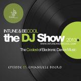 Intune & Becool The DJ Show 2013 Episode 17: Emanuele Boero