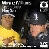 "Wayne Williams ""The Chosen"" Mix NYCHOUSERADIO.COM 1"