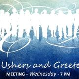 GUIDELINES FOR USHERS AND GREETERS