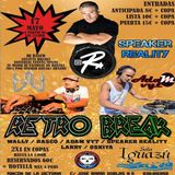 "Adam Vyt @ Sala Iguazú ""Retro Break"" 17/05/2014 (Directo + Speaker Reality)"