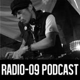 RADIO-09 Podcast #4 - UUU DJ Set