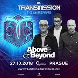 Above & Beyond - Transmission Prague 2018 (Free) → https://www.facebook.com/lovetrancemusicforever
