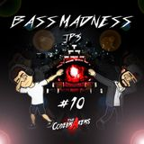 Bass Madness TP3 #10 - Halloween Special Set - The Codebrakers Live @ElectronicMadnessFM