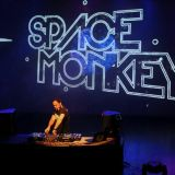 Space Monkey @ Magic Teatro Opera La PLata 26 12 2014