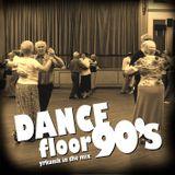 #043 Dance floor 90 [mixed by Юrkanik] 2009