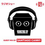 Robot Groove Radio Show 021 - Düren & Santiago Canny (August 2018)