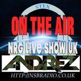 NRG Live Show UK 07.21.16