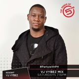 Party Mix by VJ Vybez (12.11.16)