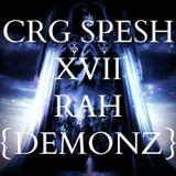 CRG SPESH XVII RAH SESH