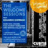 Eduardo Domingo @ Curtis Audiophile Cafe