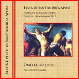 Omelia (Mt 4,18-22) - Festa di Sant'Andrea Apostolo - Anno A (6m45s)
