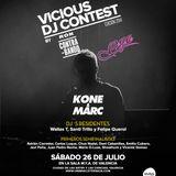 Set Carlos Luque Vicious Dj Contest