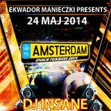 AMSTERDAM DANCE MISSION 2014 vol.7 Czerwona Sala Dj Insane part.3