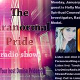 The Paranormal Pride-Holly Mullins - 1-2-2017