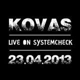 Kovas_liveonSystemCheck_23042013