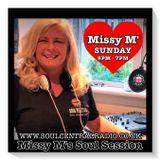 Missy M's Sunday Soul Session  Live  Soul Central Radio  27.10.19