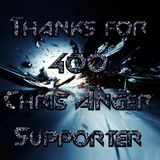 Chris Anger - Thanks for 400 Likes on Facebook