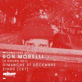 Ron Morelli Christmas Special - 27 Décembre 2015