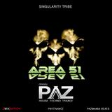 AREA 51- Singularity Tribe- Live Show