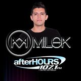 Milok - Live on Afterhours 107.1 FM