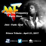 WTF! Radio Show - Special Prince Edition