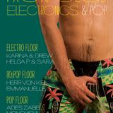 Proxi Club Juni 2013 - Electro Floor Warm-up Set