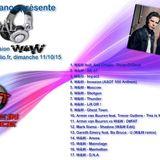 AWIT episode 161 special session W&W, live on www.lnradio.fr, sunday 11/10/15
