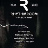 Resono - live mix at session two @ podwal bar