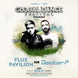 Flux Pavillion B2B Doctor P - Global Dance Festival (21.07.2018)