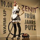 Schrittmacher Live Mix 03a - Frühjahrsputz @ Club Zenit 19.04.2014 - Warm-Up