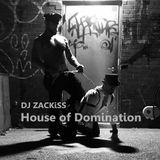 DJ ZACKiSS-House of Domination(Sleaze Set of BDSM)