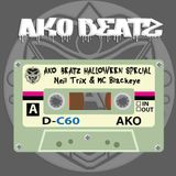 AKO Beatz Halloween Special - Neil Trix (FBD Project) & MC Blackeye
