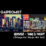 Yokoso! (Day & Night) - Shibuya-Kei House Mix Set
