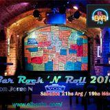 Bar Rock 'N' Roll Ed 2018 Sábados 21hs. 23/06/2018