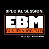EBM Quality Music Club Special Session  - DJ Javier Busto