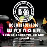 28.08.2015 Waynger - HouseHeadsRadio