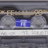 Carl Cox & MC Connie - Club Kinetic - 1993