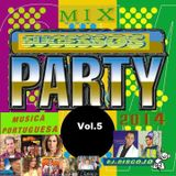 Mix Sucessos Party 2014 Vol.5 By Dj.Discojo