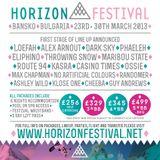 Horizon Festival Launch teaser - Owen Spalding [Hush House]